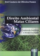 Capa do livro Direito Ambiental Matas Ciliares