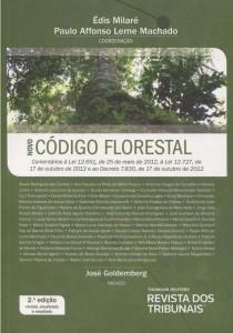 Novo Código Florestal - Milaré e Leme